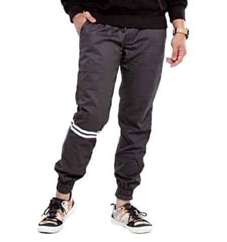 Strip Jogger Pants