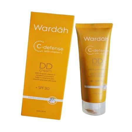 DD Cream yang Bagus Wardah C-Defense DD Cream