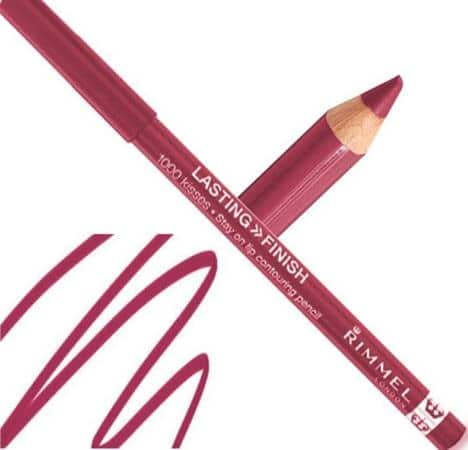 Rimmel Lasting Finish 1000 Kisses Lip Liner