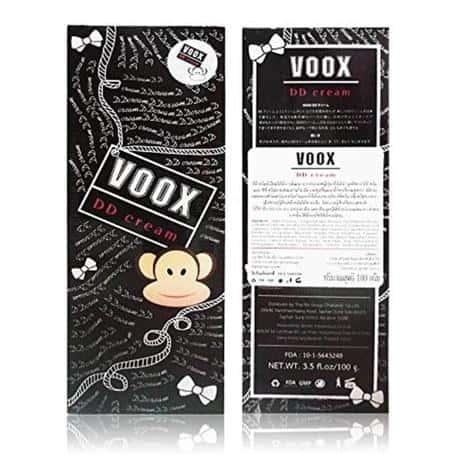 VooxDD Cream