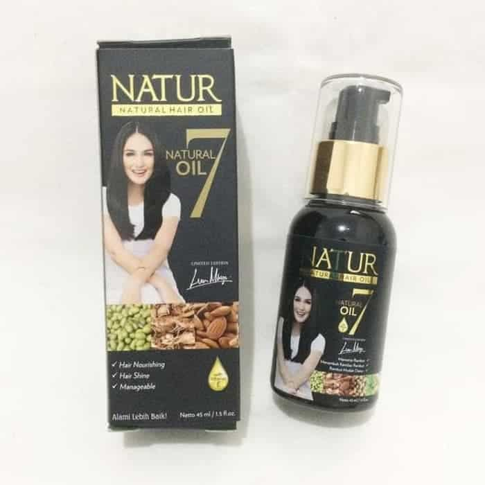 Natur Hair Oil