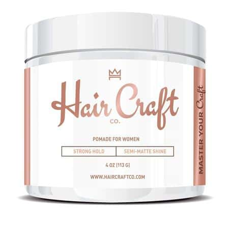 Hair Craft Co. Pomade pomade water based