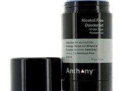 Anthony Logistics For Men Deodorant