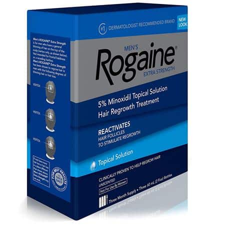 Rogaine Men's Extra Strength Hair Regrowth