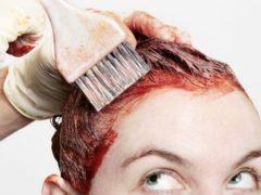 Cara Menghilangkan Cat Rambut