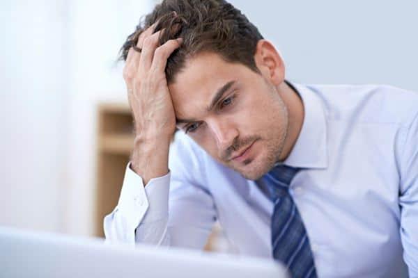 Hindari stres berlebihan
