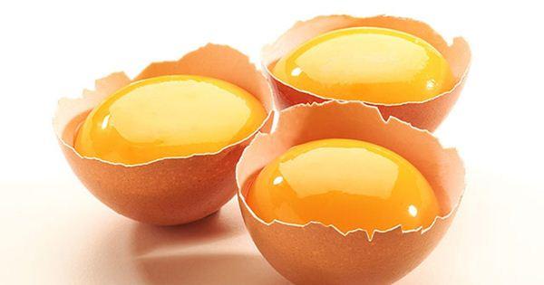 Kuning Telur Cara Menyuburkan Rambut yang Botak