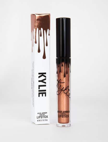 Kylie Cosmetics Metal Matte Lipstick