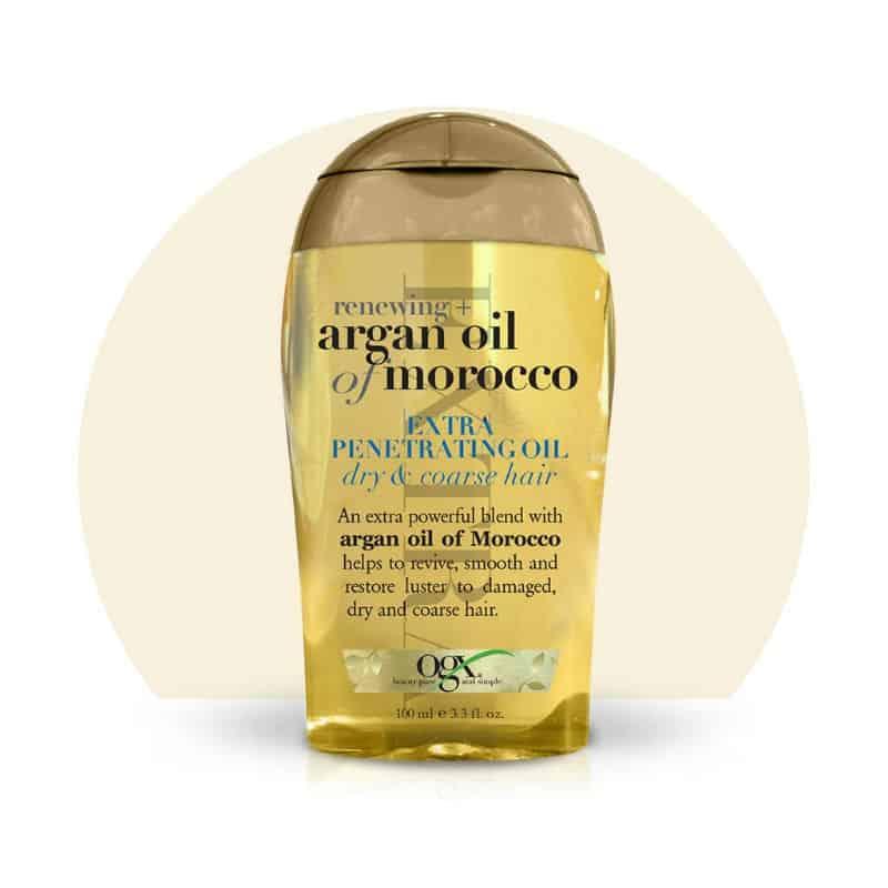 Organix Renewing Argan Oil Of Morocco Extra Penetrating Oil