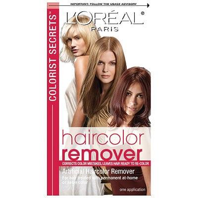 Pakai hair color remover