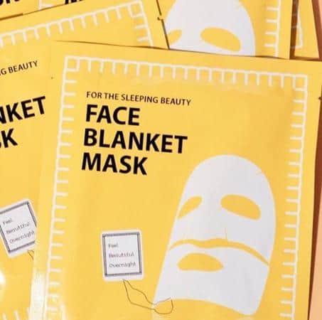 Eco Your Skin Face Blanket Mask
