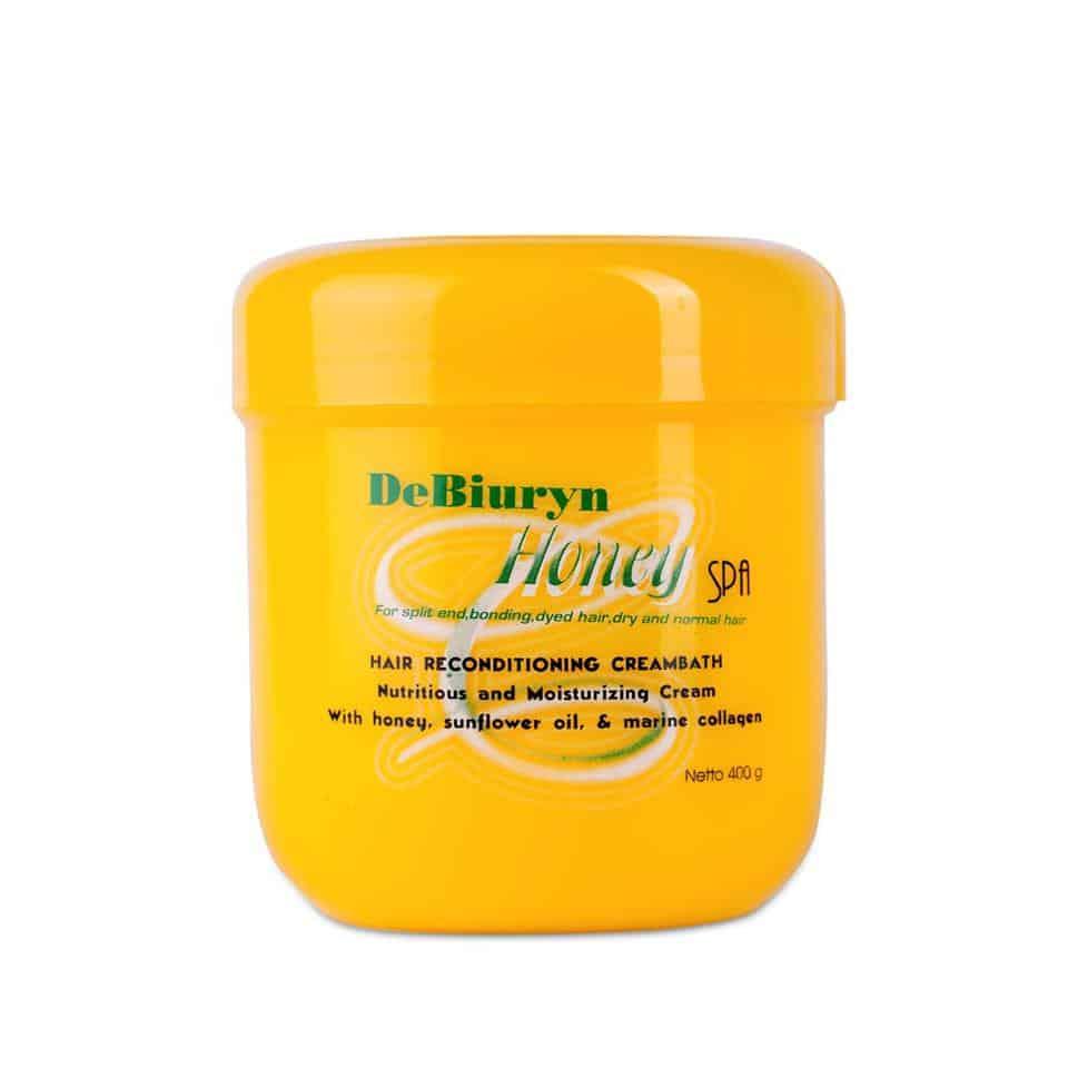 DeBiuryn Honey Spa Green Hair Conditioning Creambath