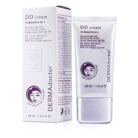 DERMAdoctor DD Cream