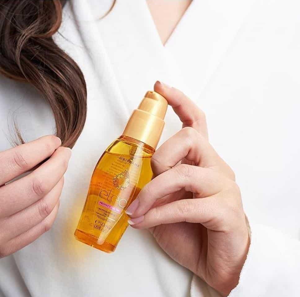 Oriflame Cosmetics Eleo Protecting Oil