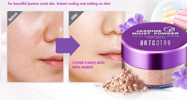 BRTC Jasmine 3D Moist Powder