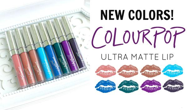 ColourPop Ultra Matte Cream