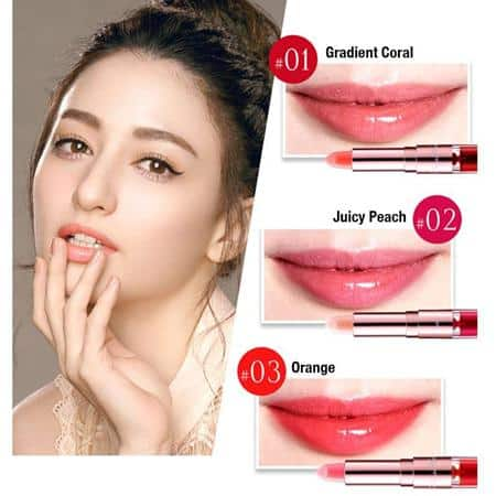 Miss Hana Dual Lasting Tint and Lip Balm