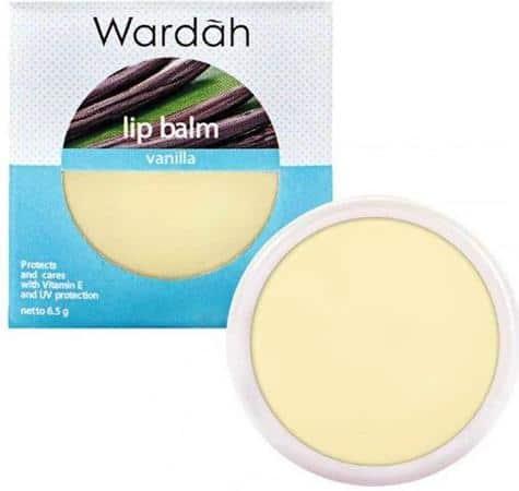 Wardah Vanilla Lip Balm