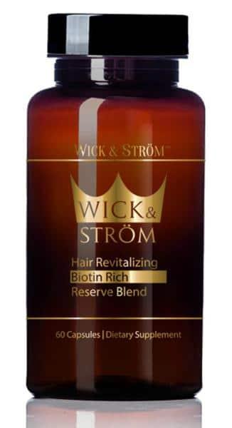 Wick & Ström Hair Loss Vitamins