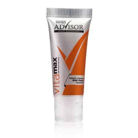 Makarizo Advisor Vitamax vitamin rambut untuk rambut smoothing