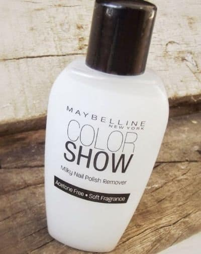 Maybelline Color Show Nail Polish Remover