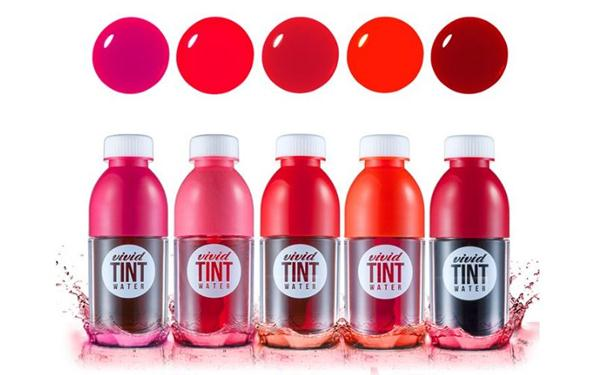 Peripera Vivid Tint Water lip tint korea