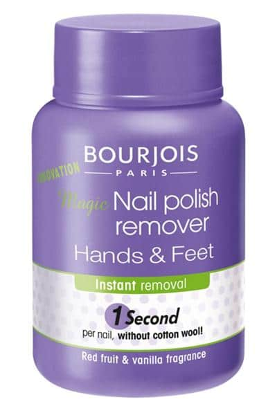 Bourjois Magic Nail Polish Remover for Hands & Feet