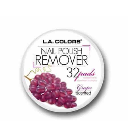 L.A. Colors Nail Polish Remover