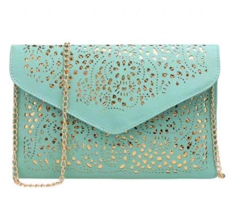 Gold Flakes model tas untuk kondangan