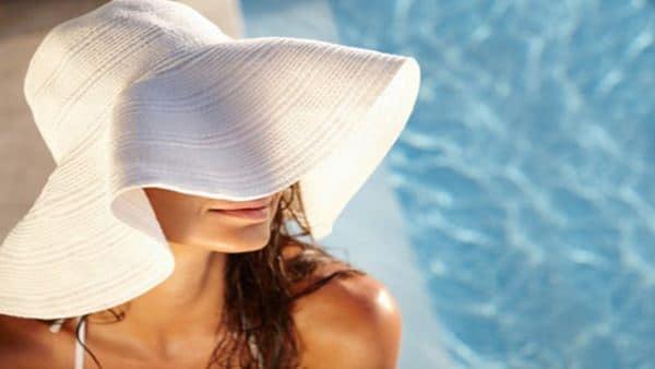 Hindari paparan sinar matahari secara langsung