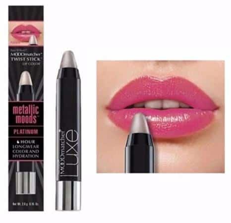 Moodmatcher Metallic Twist Stick Lipstick