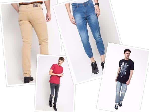 Jeans Panjang Cowok