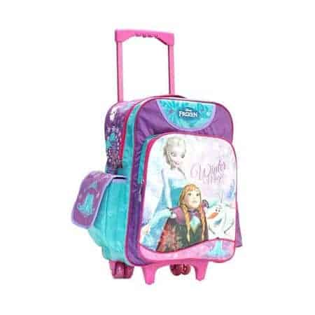 Frozen model tas sekolah anak perempuan terbaru