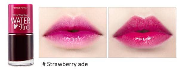Etude House Water Tint: Strawberry Pink