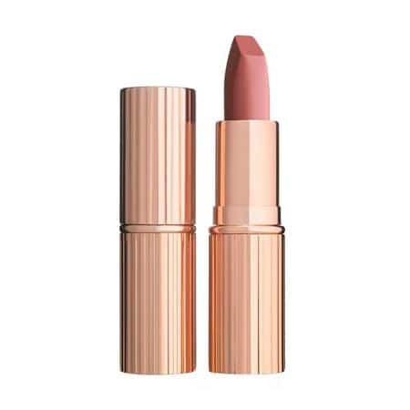 Charlotte Tilbury Matte Revolution Pillow Talk Matte Lipstick: Dreamy Nude