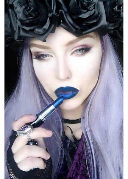 Manic Panic Lethal Lipstick: Starry Night