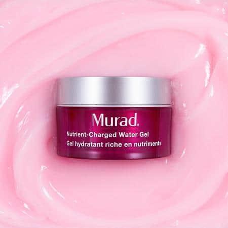 pelembab wajah untuk kulit kombinasi MURADNutrient-Charged Water Gel