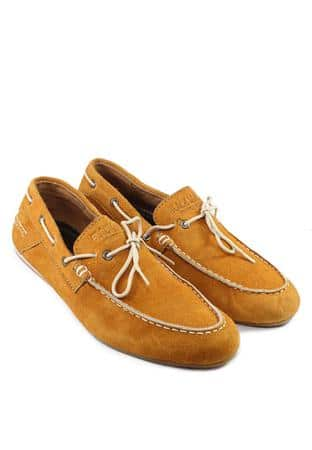 Line Boat Loafer