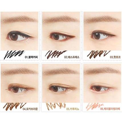 Eyeliner Hitam / Cokelat