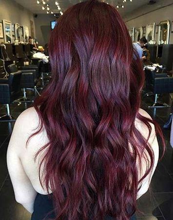 Mahogany Pilihan Warna Rambut yang Cocok untuk Kulit Sawo Matang