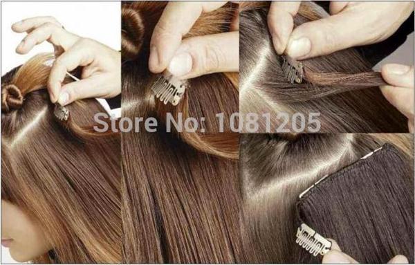 Buka Penjepit Hair Clip