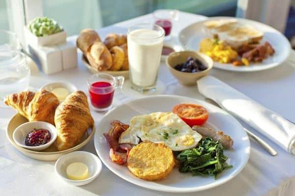 Jangan melewatkan sarapan