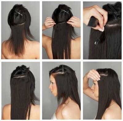 bagi rambut