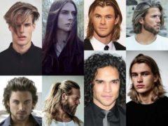cara memanjangkan rambut pria