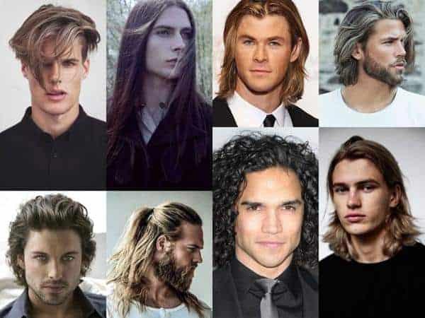10 Cara Memanjangkan Rambut Pria Dalam Hitungan Hari