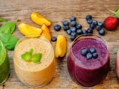 smoothie buah