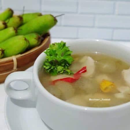 Ayam Kuah Asam cara mengolah belimbing wuluh untuk diet