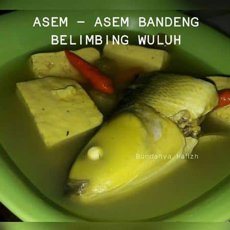 Asem-asem Bandeng