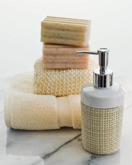 cara mencairkan sabun batang