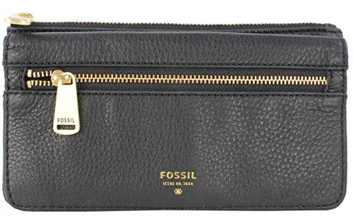 Ritsleting cara membedakan tas dan dompet Fossil asli